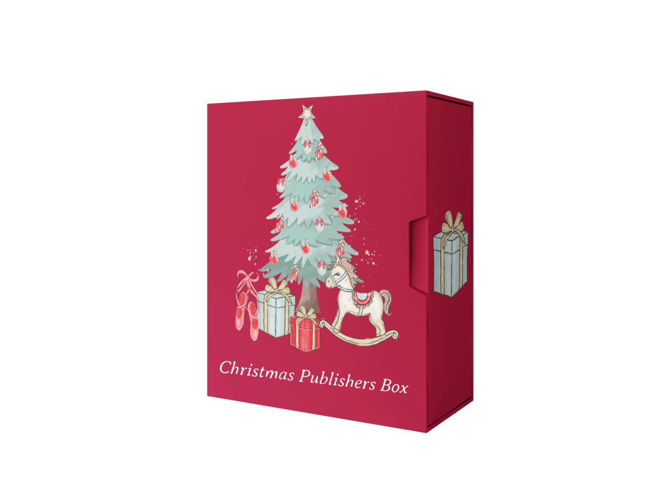 Christmas Publishers Box
