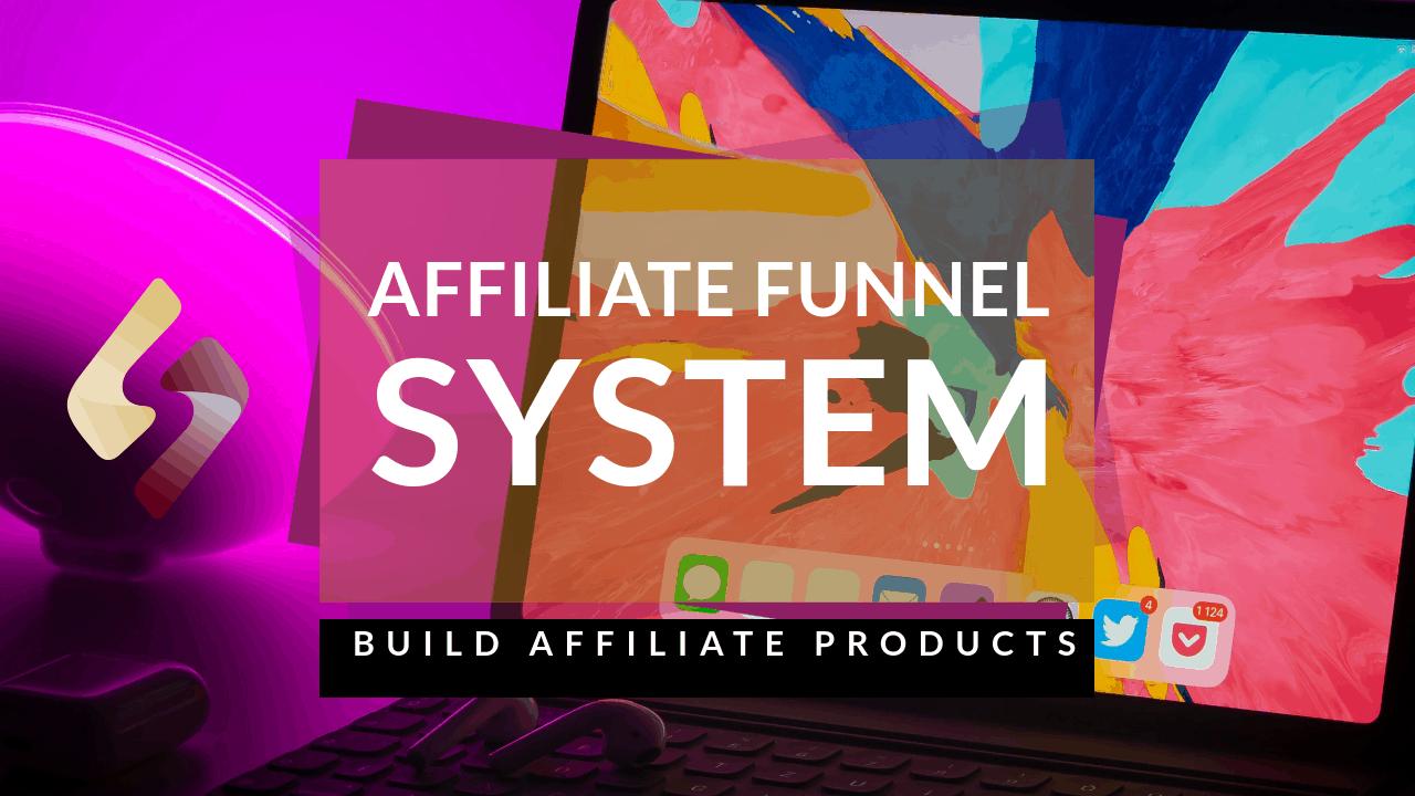 Build Affiliate Funnels