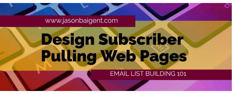 Subscriber Pulling Web Pages