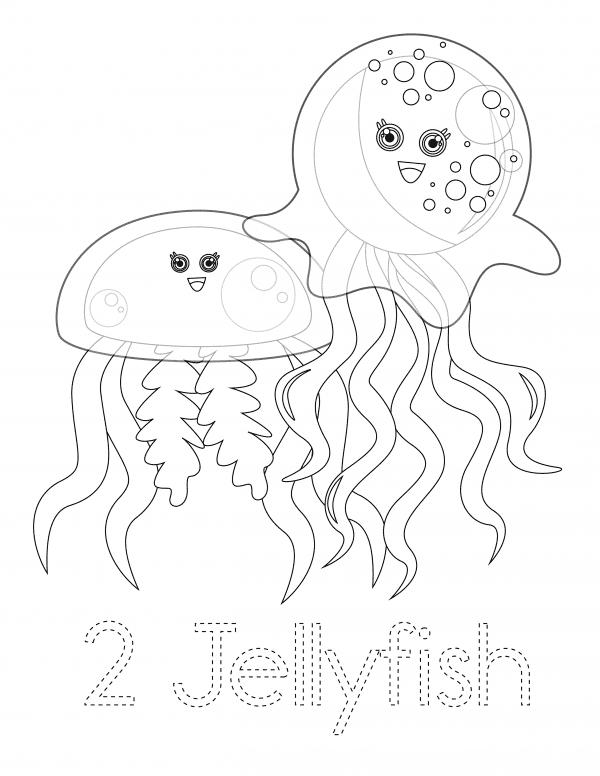 2 Jellyfish