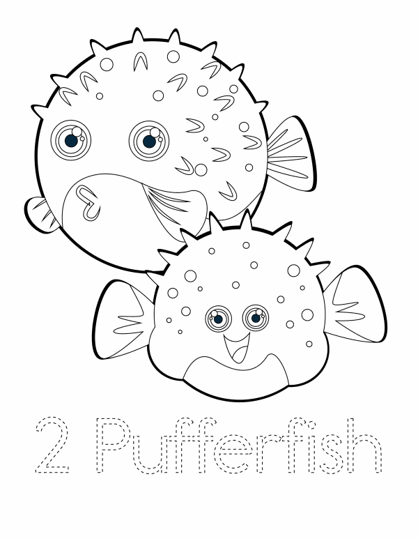 2 Pufferfish
