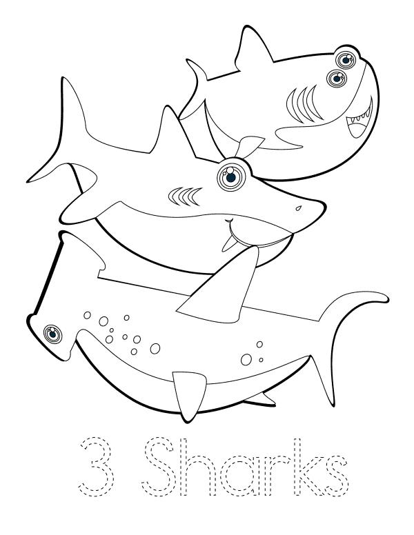 3 Sharks