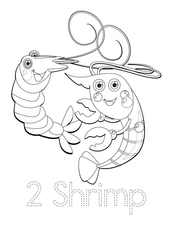 2 Shrimps
