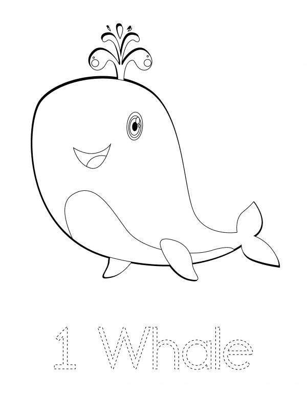 1 Whale