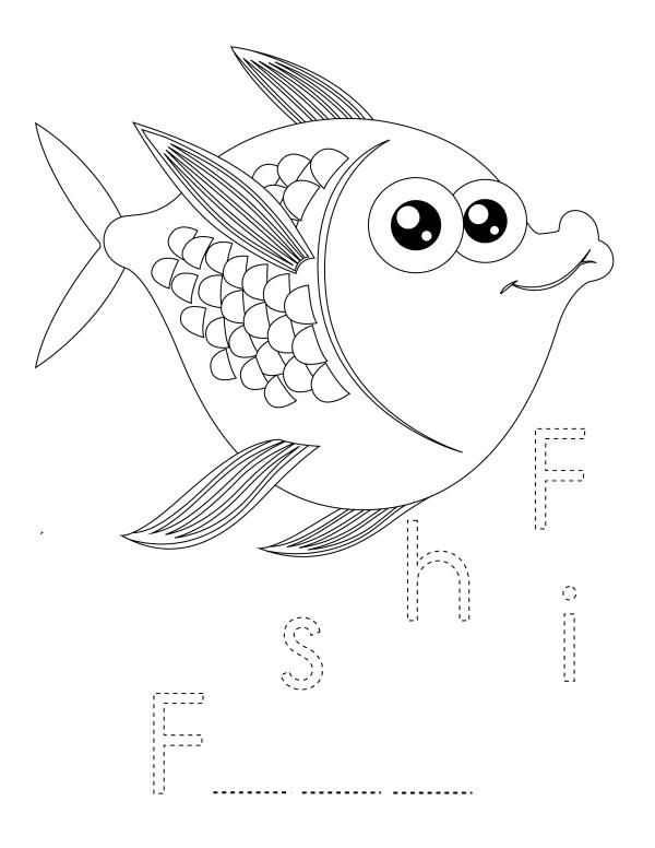 Fish Scrambled