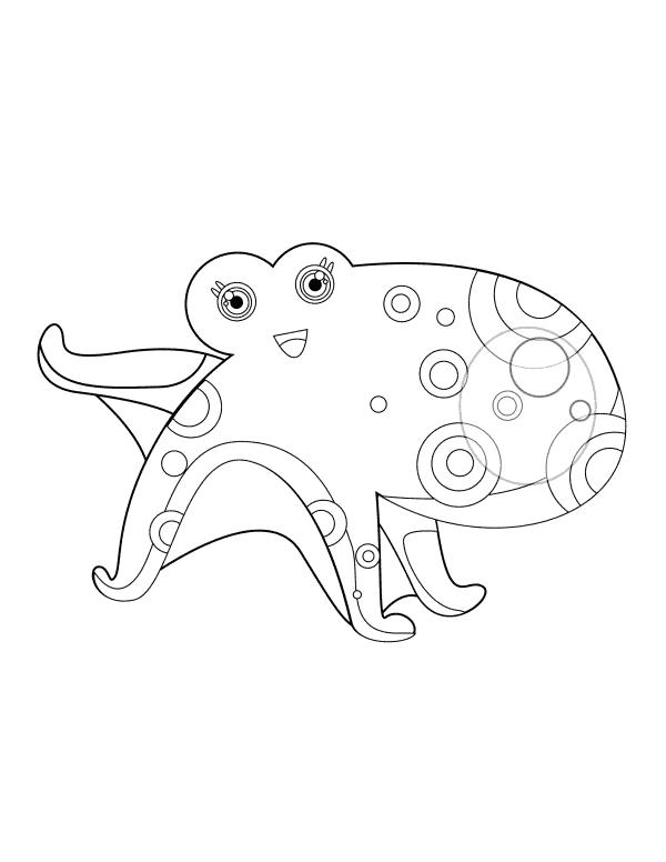 Octopus 3