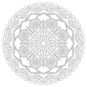Zen Mandala 1