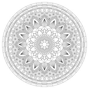 Zen Mandala 5