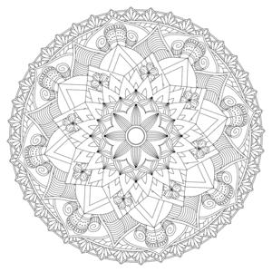 Zen Mandala 4