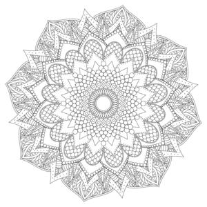 Zen Mandala 3