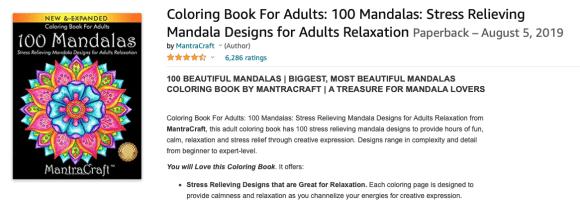 Zen Mandala Example 2