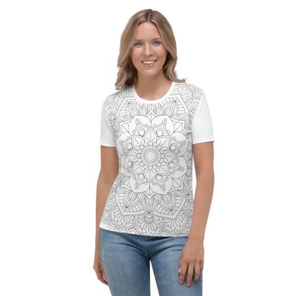 Zen Mandala T-Shirts